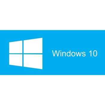 Операционна система Microsoft Windows 10 Pro, Get Genuine Kit, 32-bit, Английски, 1pk DSP, DVD image