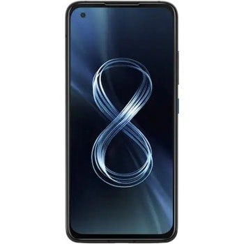 """Смартфон Asus Zenfone 8 (90AI0061-M00090)(черен), поддържа 2 sim карти, 5.9"""" (14.98cm) Super Amoled дисплей, осемядрен Snapdragon 888 5G, 8GB RAM, 256GB Flash памет, 64 + 12 Mpix & 12Mpix камери, Android, 169 g image"""
