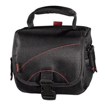 Чанта за фотоапарат HAMA Astana 115715, черна image
