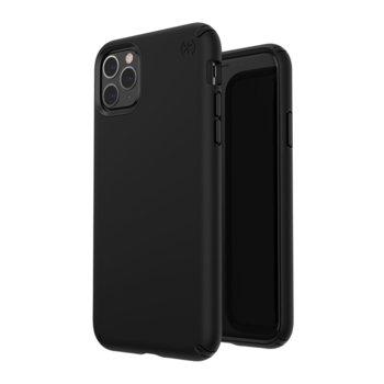 Калъф за iPhone 11 Pro Max, Speck Presidio Pro, поликарбонат, черен image