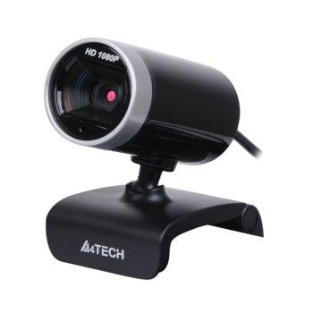 Уеб камера A4Tech PK-910H, FULL HD, микрофон image