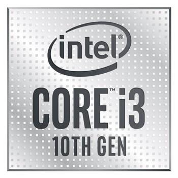 Процесор Intel Core i3-10100F, четириядрен (3.60/4.30 GHz, 6MB, LGA1200) Tray, без охлаждане image