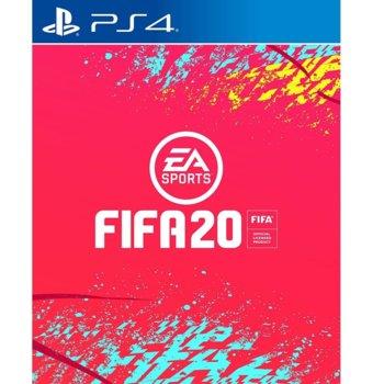 Игра за конзола FIFA 20, за PS4 image
