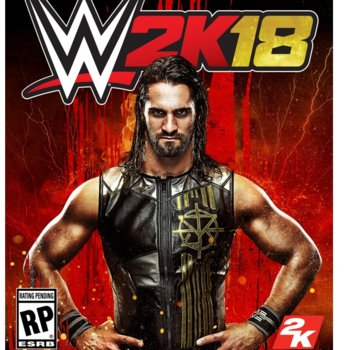 WWE 2K18 Deluxe Edition product