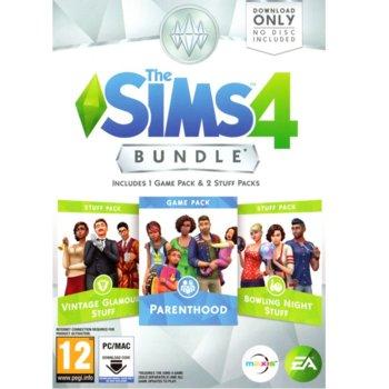 Игра The Sims 4 Bundle Pack 11, за PC image