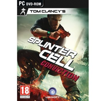 Tom Clancys Splinter Cell: Conviction product