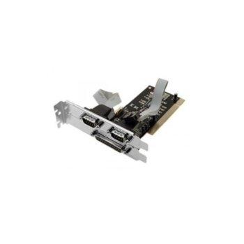 Контролер PCI към 2x RS232 + Parallel Port image