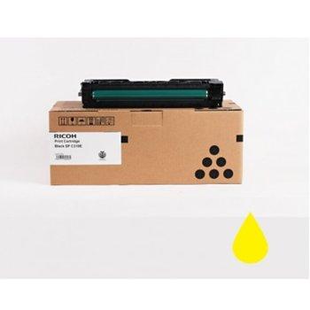 Касета за Ricoh SP C231/C232/C310/C311/C312 - Yellow - Type SPC310 - P№ 406351 - Заб.: 2 000k image