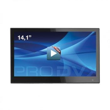 "Дисплей ProDVX SD-14, 14.1"" (35.81 cm), Full HD, HDMI, USB image"
