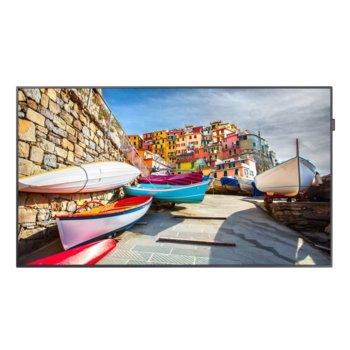 "Публичен дисплей Samsung LH43PMHPBGC/EN, 43"" (109.22cm) Full HD, E-LED BLU, Display Port, HDMI image"