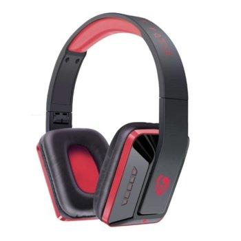 Слушалки Ovleng MX111, безжични, микрофон, SD, FM, Различни цветове image
