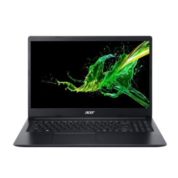 "Лаптоп Acer Aspire 3 A315-34-P2A6 (NX.HE3EX.02G), четириядрен Gemini Lake Refresh Intel Pentium N5030 1.1/3.1 GHz, 15.6"" (39.62 cm) Full HD Anti-Glare Display, (HDMI), 4GB DDR4, 256GB SSD, 1x USB 3.0, Linux  image"