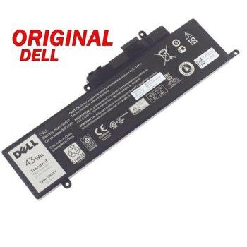 Батерия (оригинална) за лаптоп DELL Inspiron 11 3147/3148, Inspiron 13 7347/7359, 3-cell, 11.1V, 3880mAh, 43Wh image