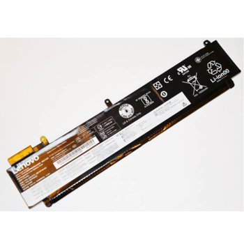 Батерия (оригинална) за лаптоп Lenovo ThinkPad, съвместима с T460s/T470s, 11.25V, 24Wh image