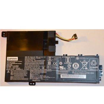 Батерия (оригинална) за лаптоп Lenovo, съвместима с модели Ideapad 320S/520S Flex 5 Yoga 520, 2-cell, 7.6V, 4386mAh image