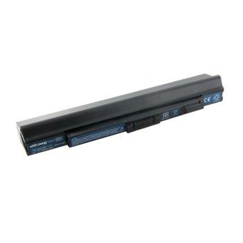Батерия (оригинална) за лаптоп Acer Aspire One 531h, съвместима с 751h/P531h/ZG3/GATEWAY/LT30/LT31, 6cell, 10.8V, 5800mAh image