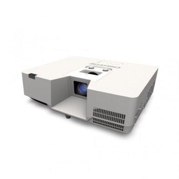 Проектор Christie LWU530-APS, 3LCD, WUXGA (1920 x 1200), 3,000 000:1, 5,000 lm, HDMI, HDBaseT, RJ-45, USB image