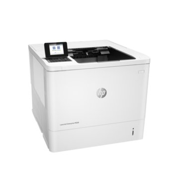 Лазерен принтер HP LaserJet Enterprise M608n, монохромен, 1200 x 1200 dpi, 61 стр/мин, LAN1000, USB, A4  image