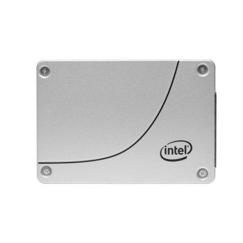 """Памет SSD 480GB Intel D3-S4510, SATA 6Gb/s, 2.5""""(6.35 cm), скорост на четене 560 MB/s, скорост на запис 490 MB/s image"""