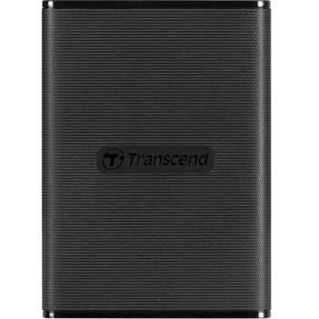 Памет SSD 1TB Transcend ESD270C, външно, USB Type C към USB Type A, скорост на четене 520 MB/s, скорост на запис 460 MB/s image