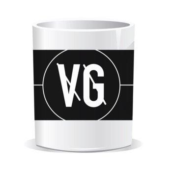 Чаша GplayTV ViksyG, бяла image
