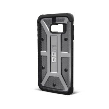 UAG Scout за S6 Edge тъмнопрозрачен-черен product