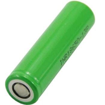 Акумулаторна батерия Samsung INR18650 13P, 18650, 3.6V, 1300mAh, Li-Ion, 1 брой image