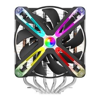 Oхлаждане за процесор Zalman CNPS20X, съвместимо с LGA2011-V3/2011/1200/1156/1155/1151/1150 & AMD AM3/AM3+/AM4 image