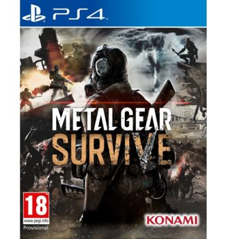 Metal Gear: Survive product