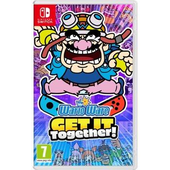 Игра за конзола WarioWare: Get It Together, за Nintendo Switch image