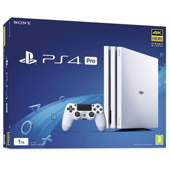 Sony PlayStation 4 Pro 1TB white product