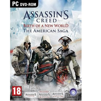 Assassins Creed: Birth of a New World American product