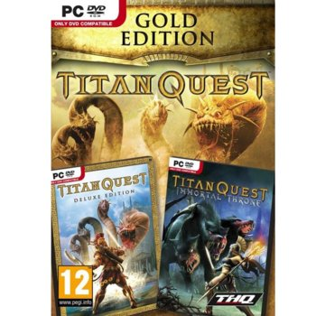 Titan Quest: Gold product