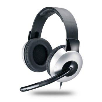 Слушалки Genius HS-05A, микрофон image
