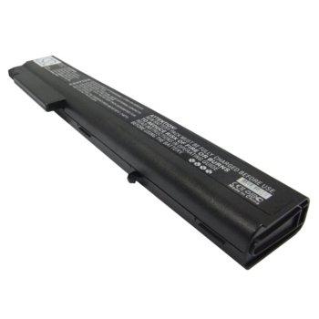 Батерия (заместител) за лаптоп HP, съвместима с модели NC8230/NX8220/NX9420, 14.8V, 6600mAh, Черен, Cameron sino, 9 cell image