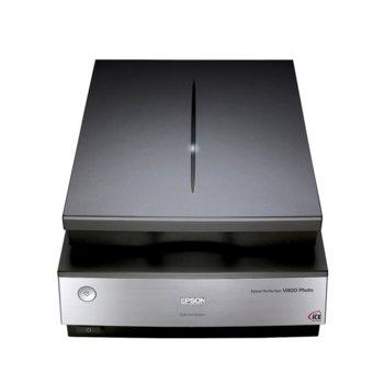 Скенер Epson Perfection V800 Photo, 4800x9600dpi, A4, USB,  image