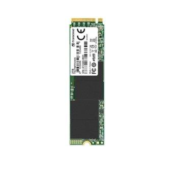 Памет SSD 2TB Transcend 220S, NVMe, M.2 (2280), скорост на четене 3500 MB/s, скорост на запис 2700 MB/s image