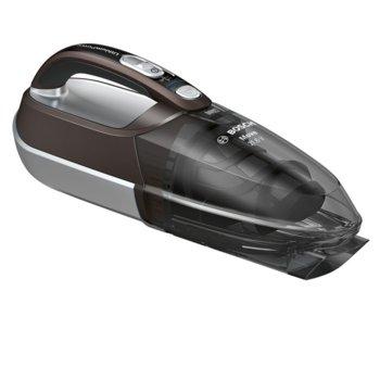 Прахосмукачка Bosch BHN2140L, ръчна, безжична, до 45 мин. работа, High Airflow система, кафява image