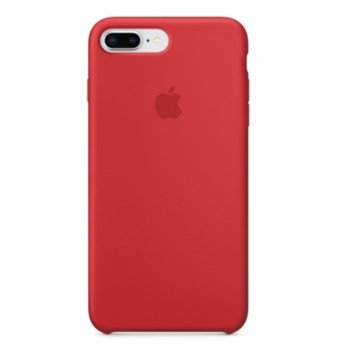Apple iPhone 8 Plus/7 Plus Silicone Case Red product