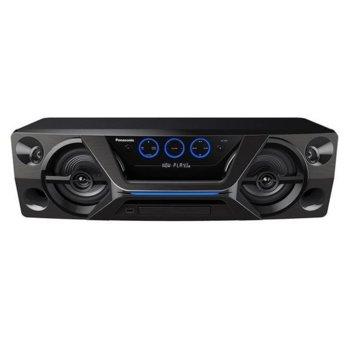 Аудио система Panasonic SC-UA3E-K, 2.1 RMS(300W), USB, Bluetooth, CD, CD-R/RW, CD-DA, MP3, черна image
