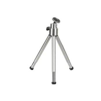 Трипод Hama 4009, мин/макс. височина 15 cm, сребрист image