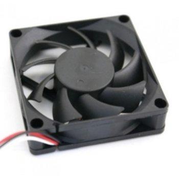 Вентилатор (63027), 70x15mm, 3-пинов, 3000rpm, sleeve image