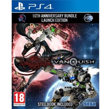 Игра за конзола Bayonetta and Vanquish 10th Anniversary Bundle, за PS4 image