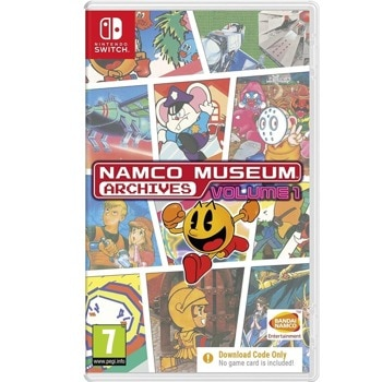 Namco Museum Archives Vol. 1 - Code Switch product