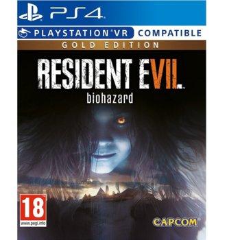 Игра за конзола Resident Evil 7: Biohazard - Gold Edition, за PS4 image