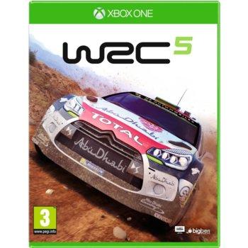 WRC 5 product