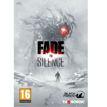 Fade to Silence PC product