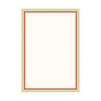 Дизайн хартия Top Office Cream RI002, 170 g/m2, 10 листа image