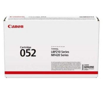 Тонер касета за Canon LBP212dw, LBP214dw, LBP215x, MF421dw, MF426dw, MF428x, MF429x, Black, - CRG-052 - Canon - Заб.: 3100 k image