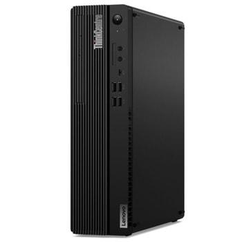 Настолен компютър Lenovo ThinkCentre M70s (11EX000NBL), шестядрен Comet Lake Intel Core i5-10400 2.9/4.3 GHz, 8GB DDR4, 512GB SSD, 1x USB 3.2 Gen 1 Type C, Windows 10 Pro image